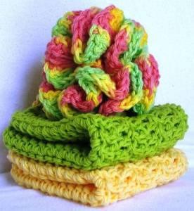 157064_15Jul10_Bath_Puff_Set_-_Lime_and_Yellow_002